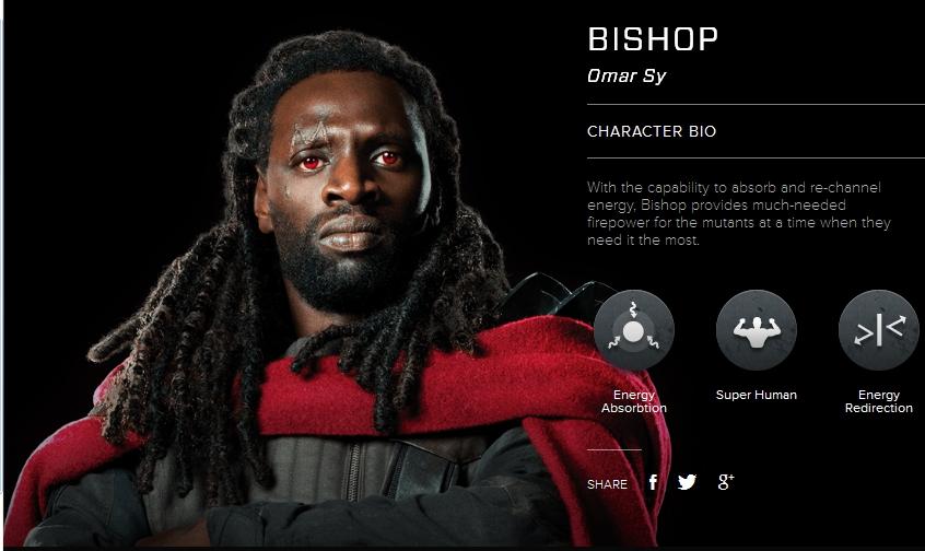 Bishop x-men