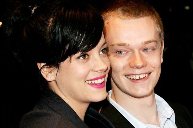 Lily-and-Alfie-Allen-GETTY