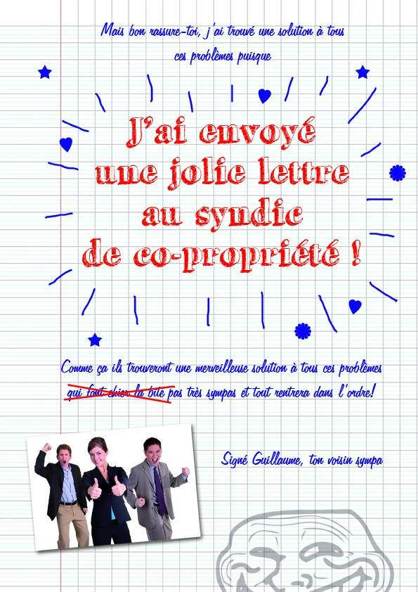 Guillaume Brindon lettre6