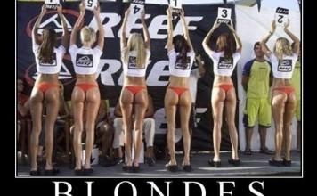 Blonde-fail