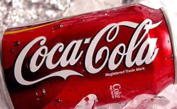 Canette Coca-cola