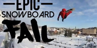 Epic-Snowboard-Fail