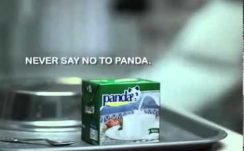 Ne dites pas non au panda !