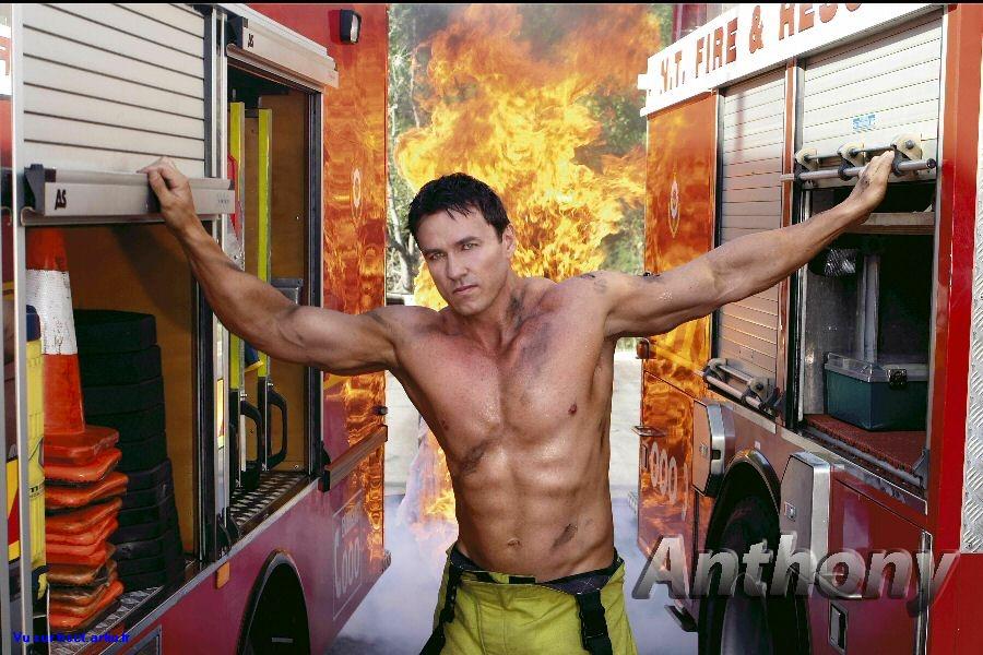 Pompier sexy - Breakforbuzz