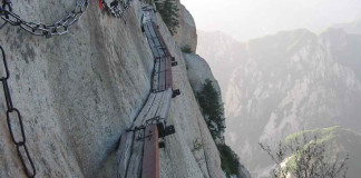 Randonnée au Mont Hua