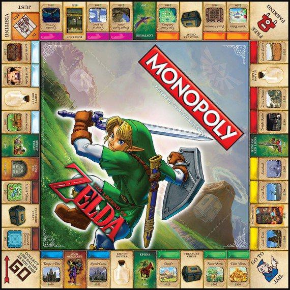 monopoly-the-legend-zelda-2
