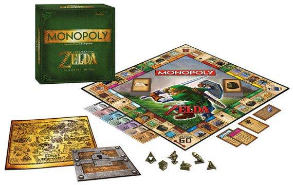 monopoly-the-legend-zelda