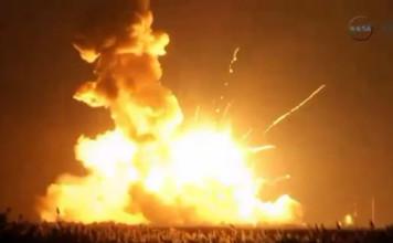 fusée Antares