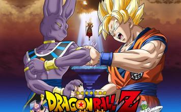 Dragonball Z Battle of Gods