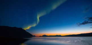 Norvège en Timelapse