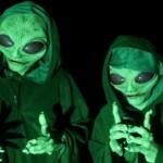 Alien Invasion Prank
