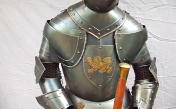 XVe siècle_armure