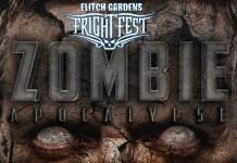 Zombie Apocalypse Halloween