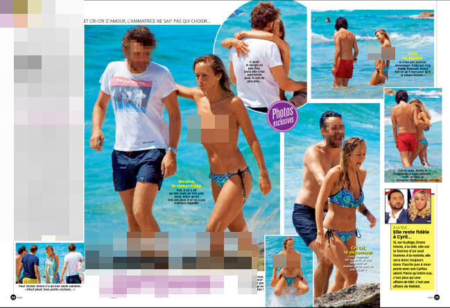 Enora-Malagre-nue-topless-plage-voici