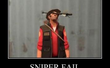 sniper fail