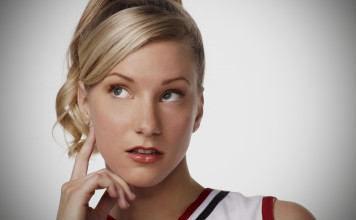 Heather Morris nue