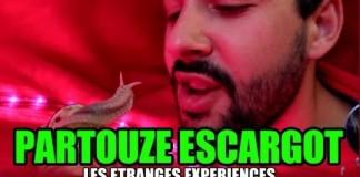Partouze escargot - les étranges expériences