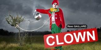 Rémi Gaillard Clown