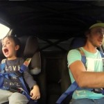enfant-voiture-drift-papa