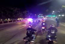 motards-vs-helicoptere-voitures-police