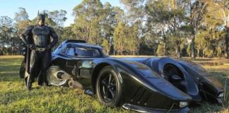 réplique de la Batmobile