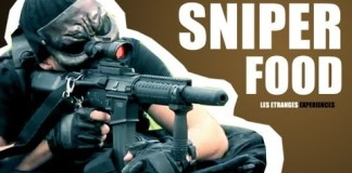 sniper food - les étranges expériences