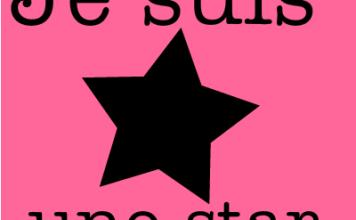 C'est moi la star