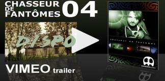 Chasseur de Fantômes #04 Le Monthil