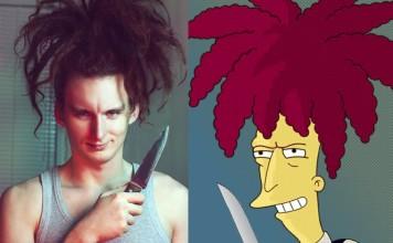 Sosies Les Simpson