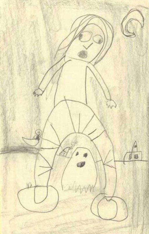 Top des dessins d'enfants