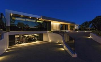 La maison à 70 millions de $ de Notch