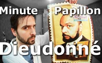 Minute Papillon - Dieudonné