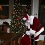 Santa Claus Caught On Camera!