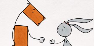 animation-lapine-cerf-decouvrent-monde-3d