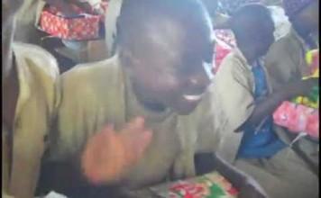 enfants du Burundi