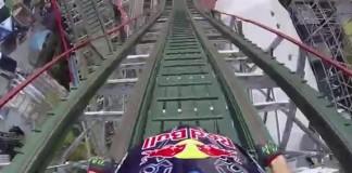 trial montagnes russes