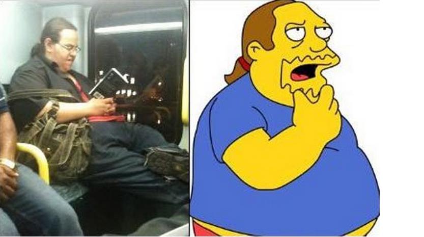 Sosies Les Simpson_4