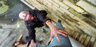 Du parkour poursuivi par des zombies