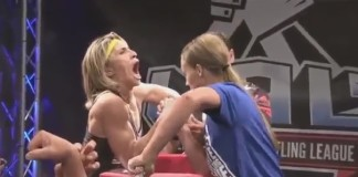 Female-Arm-Wrestler-Goes-Crazy-Win