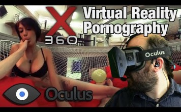Porn Reactions on Oculus From First-Time