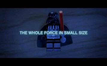 The whole force in small size