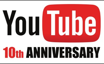 10 ans de Youtube