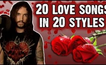 20 Love Songs In 20 Styles
