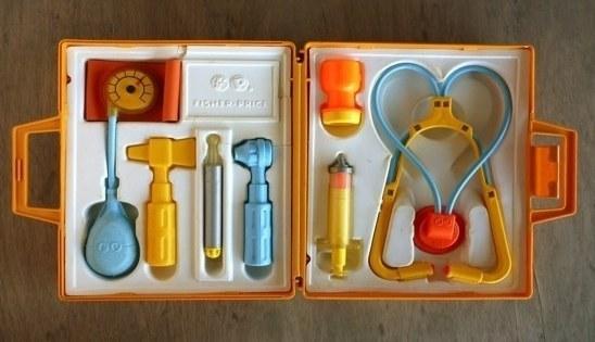 jouets des années 80