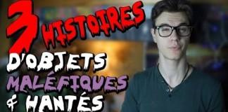 Chris 3 Histoires d'objets maléfiques & hantés