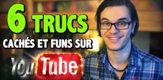 Chris 6 trucs cachés et funs sur YouTube