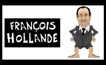 François Hollande - Caljbeut