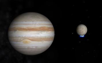 Jupiter, la planète géante