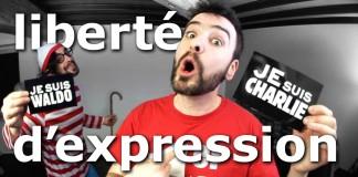 Minute Papillon - Liberté d'expression VS Charlie Hebdo