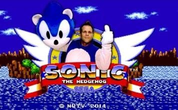 Rémi Gaillard Sonic